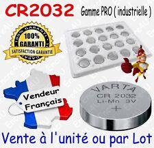 20 piles VARTA Lithium 3V CR2016 BULK DLU 2026 Disp aussi LR6 LR03 CR2025 CR2032