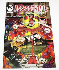 Assassinette #3--1994 First Print Pocket Change PC Comics--Sexy/Good Girl/Mature