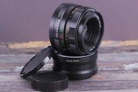 HELIOS 44M🔥Russian lens M42 (BIOTAR copy) +adapter M42/Sony E-NEX