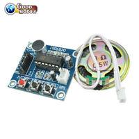 ISD1820 Voice Recording Playback Module Enregistreur Son Conseil avec haut-parleur