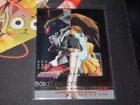 Upper Deck 2000 Gundam Wing Series 1 Trowa Barton Pilot Chase Card GC-10