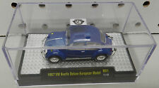 M2 BLUE DELUXE EUROPEAN MODEL R01 13-03 1967 67 BEETLE BUG VW VOLKSWAGEN