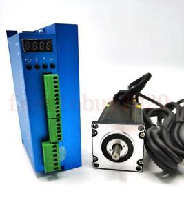 Upgrade 32 Bit Chip 428oz-in Closed Loop Stepper Motor Nema23 Digital DSP Driver