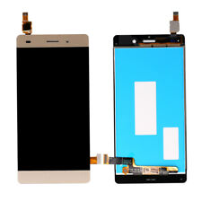 Glass Touch Screen LCD Display Digitizer Full Assembly For Huawei P8 Lite Gold