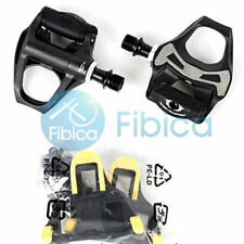 New Shimano 105 PD-5800 C Road Bike Carbon Clipless Pedals with Cleats set