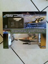 Silverlit Ferngesteuerter Militär Hubschrauber 2-Kanal Helikopter Spielzeug  OVP