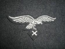(E) Brustadler Adler Luftwaffe LW Offiziere Offizier maschinengestickt Repro