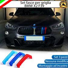 BMW X2 F39 COVER PER GRIGLIA IN STILE M SPORT AD INCASTRO PLUG AND PLAY