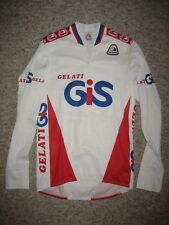 Gis gelati Italy vintage jersey shirt cycling maillot trikot maglia size 2, S