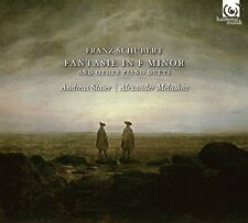 Andreas Staier - Schubert Fantasie in F Minor and Other Piano Duets [CD]