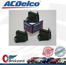 ORIGINAL ACDELCO HIGH PERFORMANCE IGNITION COIL SET OF 3 BS3006 D555 C1235 DR39