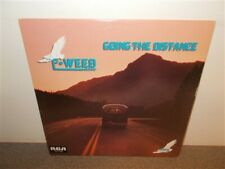 The C-Weed Band . Going The Distance . Aboriginal . E Ranville . LP