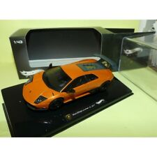 Lamborghini Murcielago Lp6104 SV Orange Hotwheels 1 43
