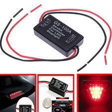 12-24V GS-100A LED Brake Stop Light Strobe Flash Module Controller Box for Car