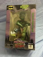 NEW Headstrong Heroes Villains KILLER CROC Dynamic Bobble-Head FACTORY SEALED
