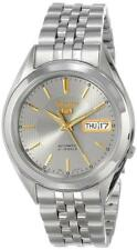 Seiko 5 Automatic SNKL19 SNKL19K1 Men Day Date Stainless Steel Watch