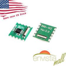 FM Stereo Radio Module RRD-102 V2.0 RDA5807M DIY US Seller