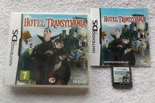 HOTEL TRANSYLVANIA NINTENDO DS V.G.C. FAST POST ( kids action/adventure game )