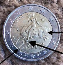 2 Euro Euro Gedenkmünzen Aus Griechenland Jahr 2002 Günstig Kaufen