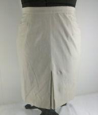 Ann Taylor Ivory/Cream Pencil Skirt Vintage Sz6 28W