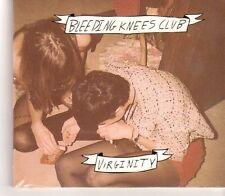 (GC422)  Virginity, Bleeding Knees Club - 2010 Sealed CD