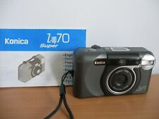 Konica Z-up 70 Super 35mm Film Camera Not Tested  - (ref T15)