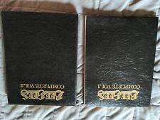 1978 Bee Gees Complete Vol 1 & 2 Songbooks Sheet Music