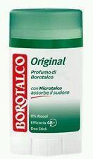DEODORANTE Deo Stick Borotalco Manetti & Roberts  ORIGINAL 40 ML Prezzo Scontato