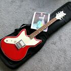 RARE LIMITED BARATTO RED ROCKET USA #8 L.A. RODNEY SHEPPARD LEFTY LH GUITAR for sale