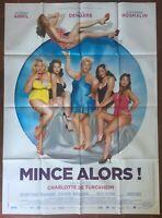 Poster Slim So! Charlotte de Turckheim Victoria Abril 120x160cm