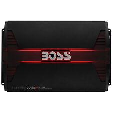 Boss Phantom Pt2200 Car Amplifier - 2200 W Pmpo - 2 Channel - Class Ab -