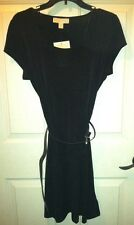 Michael Kors Black Dress MK NWT Size Large $120
