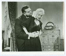 GRETA THYSSEN, GERALD MILTON original movie photo 1958 BEAST OF BUDAPEST