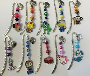 Joblot, 45 x personalised charm bookmarks, son, daughter, auntie, sister etc