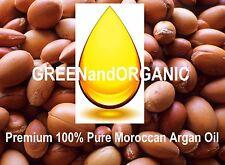 15ml AUTHENTIC Premium Quality 100%PURE Organic MOROCCAN ARGAN OIL Natural 1/2oz