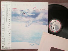 RUSH Grace Under Pressure JAPAN LP 25.3P-505 w/OBI+INSERT+PS Free S&H 1984 issue