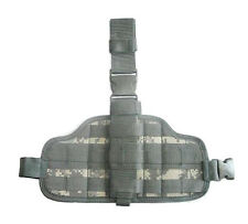 FOX MOLLE Modular Combat Drop Leg Panel - ACU Army Digital Camo