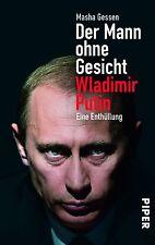 Der Mann ohne Gesicht - Wladimir Putin - Masha Gessen - UNGELESEN