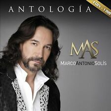 NEW Antolog¡a [4 CD/DVD Box Set] (Audio CD)