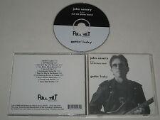 John ussery/lâcher 'Lucky (Full tilt/75053205072) CD album