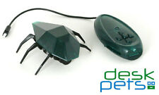 SKITTERBOT Desk Pets Green Six Legged Micro-Robotic Toy with remote control only