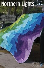 Northern Lights, Jaybird Quilts, DIY Quilt Pattern, 5 sizes
