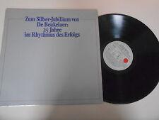 LP Werbe 25 Jahre im Rhythmus d Erfolges (20 Song) ARIOLA / DE BEUKELAER