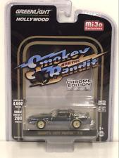 Smokey and the Bandit 1977 Pontiac T/A Chrome Edition 1:64 51223