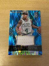 2016-17 Spectra Catalyst Isiah Thomas Jersey Card 38/90 Celtics