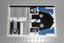 LEGO Technic 42063 Motorrad BMW R 1200 GS Adventure - AUFKLEBER / STICKER Bike