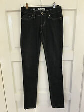 "Womens RIDERS by Lee JEANS SIZE 7 ""LOW RISE, SUPER SKINNY"""