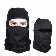 Outdoor Motorcycle Cycling Balaclava Full Face Mask Ski Winter Thermal Windproof