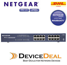 NETGEAR JGS516 Prosafe 16 Port Gigabit Ethernet Switch