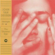 JOHN DEUSEN VAN - (I AM)ORIGAMI PT.1-THE UNIVERSAL SIGH +CD  VINYL LP+CD NEW+